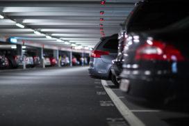 Vloer parkeergarage Wormerveer deels ingestort