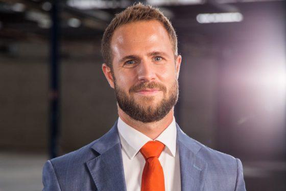 Tim Twisk commercial property manager bij 360Europe