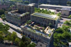 MRP ontwikkelt huurwoningen bij Amstelstation