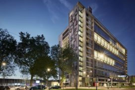 Hannover Leasing koopt Central Post in Rotterdam