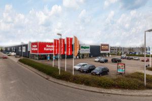 Stichting Indigo koopt perifere detailhandel Purmerend