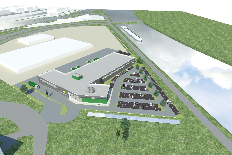 Technische Unie Capelle.Borghese Ontwikkelt Logistiek Voor Technische Unie In