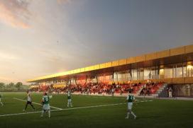 Start nieuwbouw Feyenoord Academy