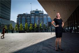 Birgitta Padberg wordt directeur Groot Handelsgebouw
