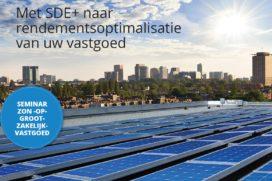 'Hogere taxatiewaarde met zonne-energie'
