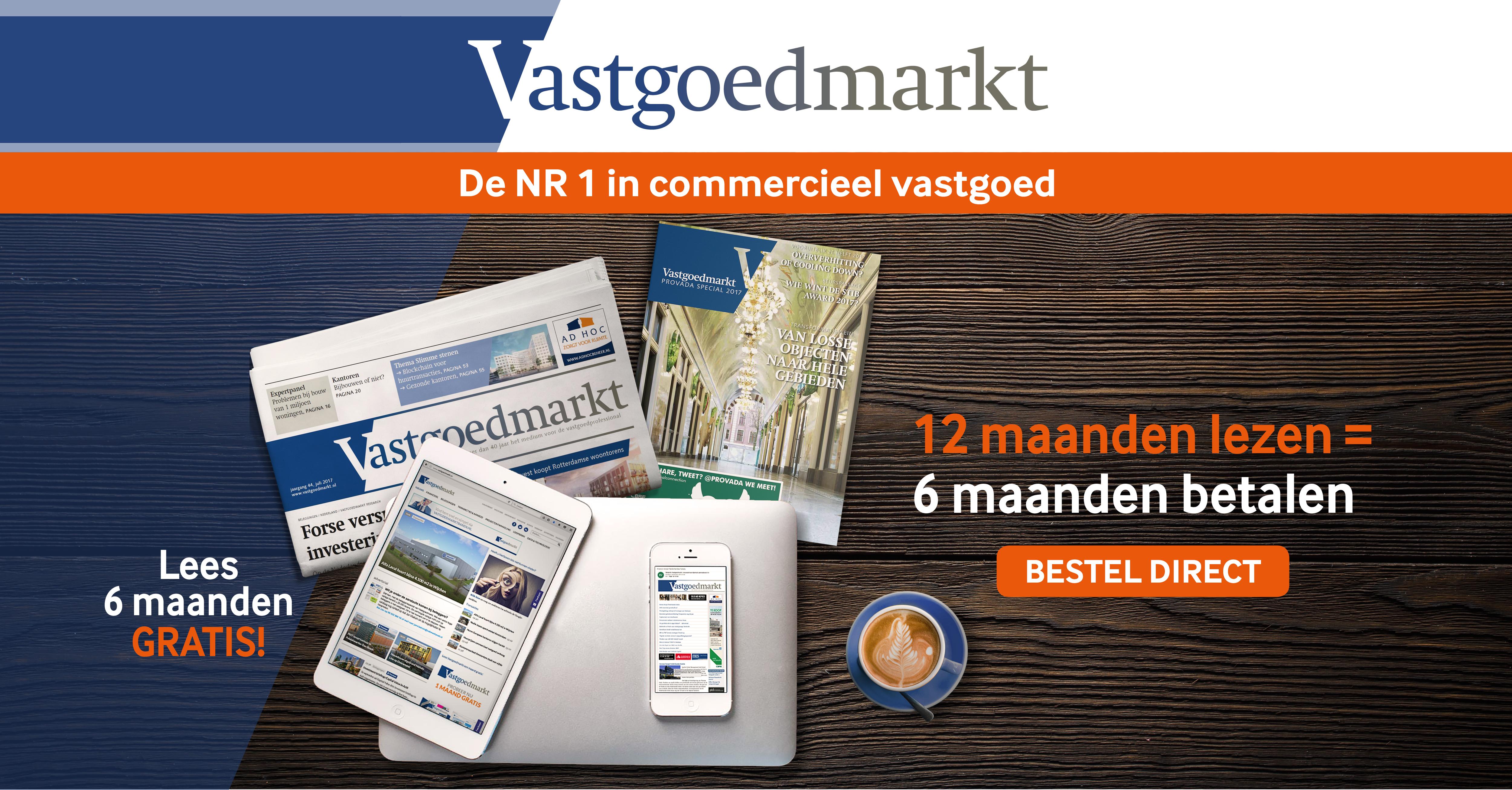 40 jaar vastgoedmarkt 6 maanden gratis   Vastgoedmarkt 40 jaar vastgoedmarkt