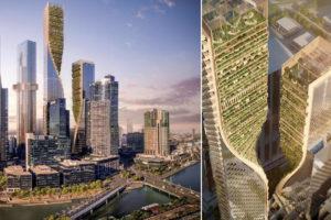 Nederlandse architect ontwerpt hoogste gebouw van Australië