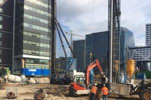 Nederlandse bouwsector blijft groeien