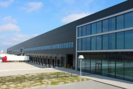 Bonded Services huurt 11.000 m2 in AMS Cargo Center