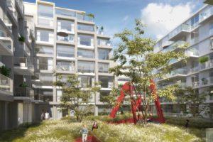 Bouwstart woningproject Overhoeks Amsterdam