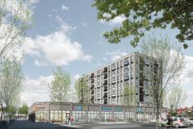 Catella koopt Rotterdams woonwinkelproject Ten Brinke