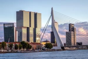 Rotterdam prioriteert kantoren op zes locaties