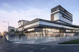OVG start opbouw Eindhovens kantoor Fellenoord 15