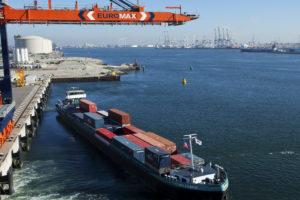 Recordoverslag voor Rotterdamse haven