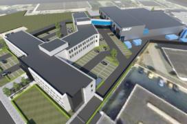 SKF huurt 11.000 m2 in Houten