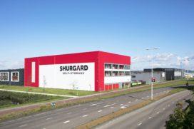 Opslagverhuurder Shurgard naar beurs Brussel