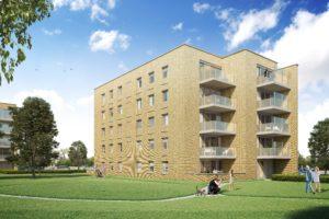 Plegt Bouwgroep verkoopt appartementen in Zutphen