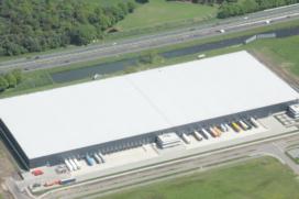 Timberland tekent voor uitbreiding distributiecentrum Almelo