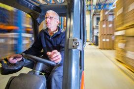 Buck: groeiende gebruikersvraag naar logistieke ruimte