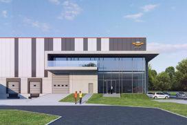 WDP opent tweede gebouw van 25.000 m2 in Luxemburg