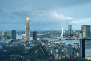 Rotterdam: The sky is the limit
