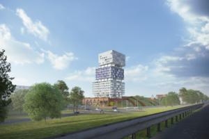 Delft gunt Novaform herontwikkeling Staalweg 1