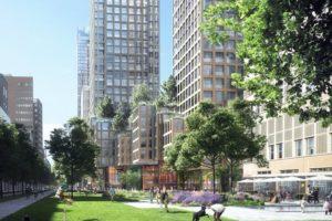 Hoe Den Haag een wolkenkrabberstad wordt