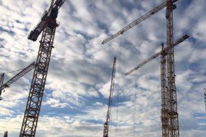 In drie jaar niet zo weinig vergunningen voor nieuwbouw als nu