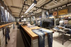 Jack & Jones huurt winkel in Almere