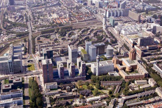 Op deze locaties wil Den Haag nieuwe kantoren