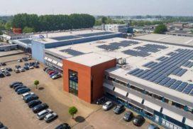 Ierse belegger verkoopt fabriek Dordrecht