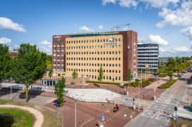 APF verlengt huur 4.000 m2 kantoorruimte Capelle