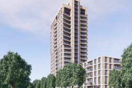Stebru ontwikkelt 350 woningen in Haags Bouwlust