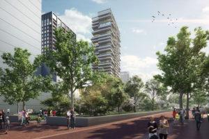 Union Investment op ontwikkelpad met Y-Towers