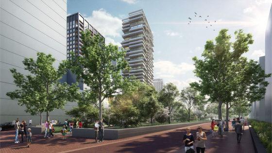 Y-Towers, Amsterdam