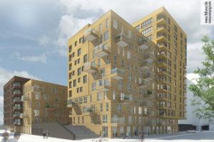 'Aanvangsrendementen woningen verder omlaag'