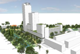 Stebru ontwikkelt groot woningproject bij station Moerwijk