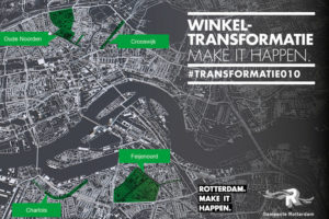Winkeltransformatie in vier Rotterdamse wijken