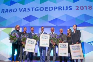 A'DAM Toren winnaar Rabo Vastgoedprijs 2018