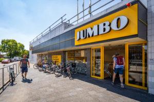 Nieuwe huurovereenkomst en verkoop Jumbo supermarkt