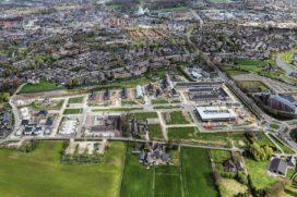 Nieuwbouwwijk Barneveld gebouwd op DDT-grond