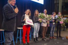 Chantal Spruit wint FMN Student Award 2018
