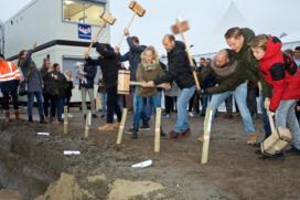 Nieuwbouw TuytPark in Heerhugowaard begonnen