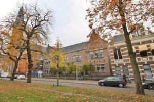 Hanzehogeschool Groningen stoot pand af