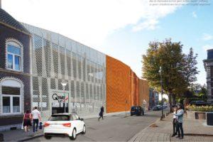 Aan de Stegge realiseert parkeergarage Noord-Buitensingel Venlo