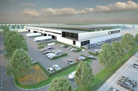 Montea steekt 45 miljoen in logistieke nieuwbouw