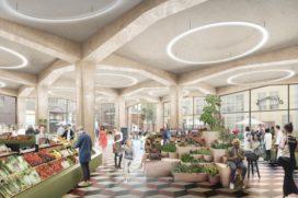 MWPO en Beauvast ontwikkelen markthal in Groningen