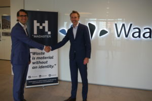 Waal partner materialenpaspoort Madaster