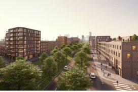 Bouwstart 250 woningen bij oude remise Rotterdam-Zuid