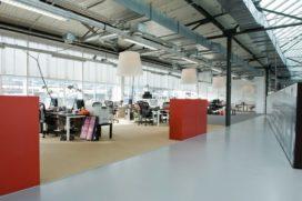 Modebedrijf Denham huurt kantoor in Amsterdam Noord